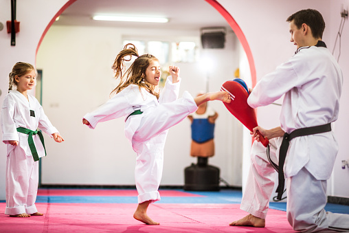 Martial Arts and Fitness