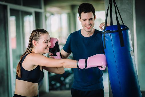 Enjoy Your First Kickboxing Class