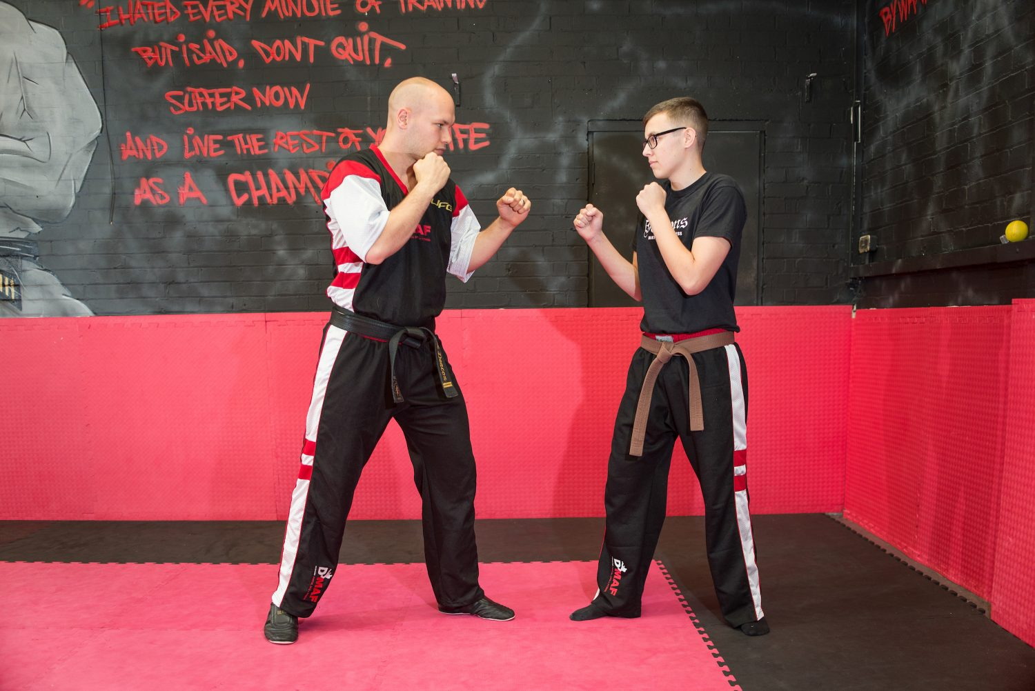 Adults Kickboxing Leicester